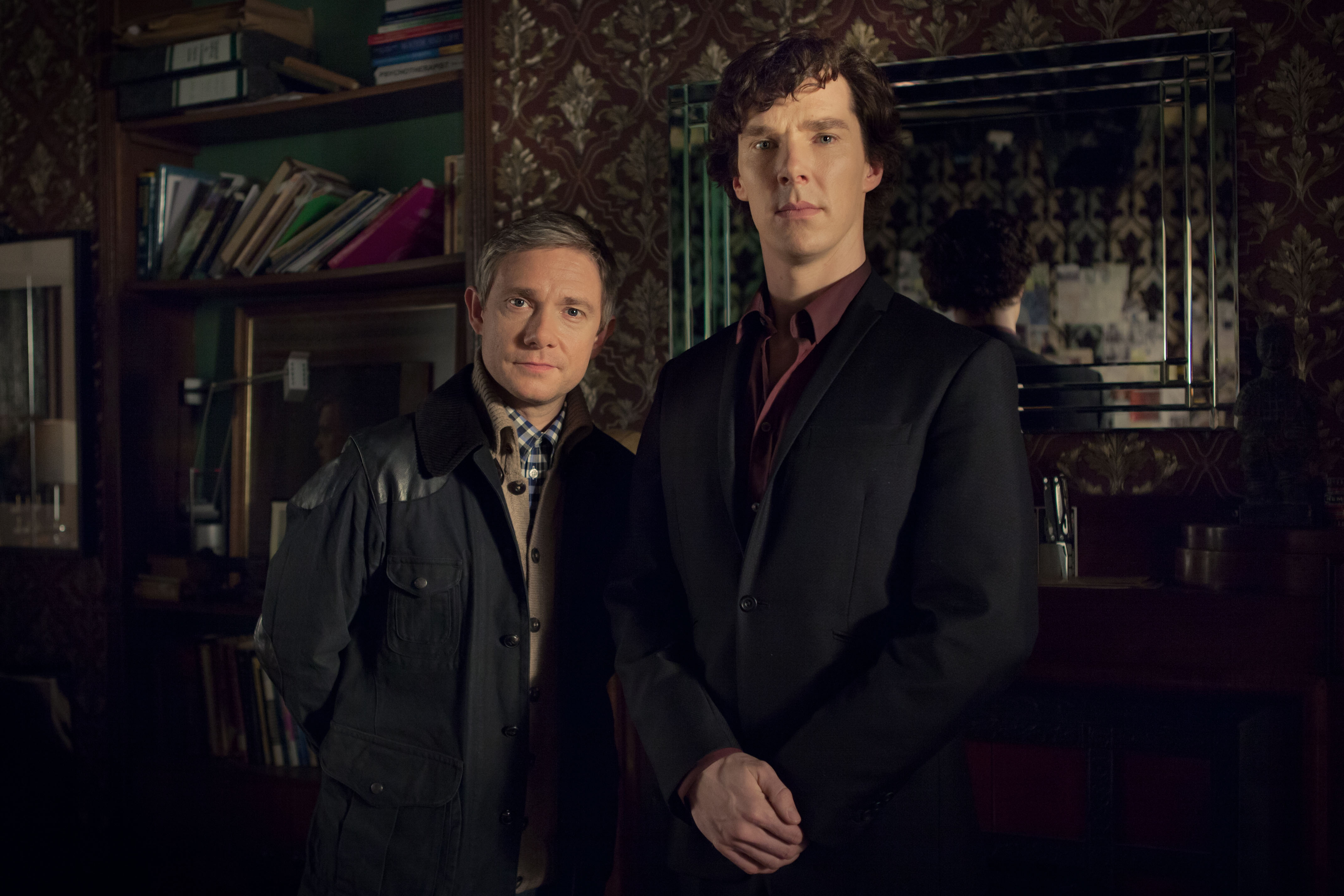 BBC Drama Sherlock scoops seven Emmy awards