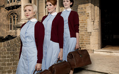 Full post about Call the Midwife Q&A