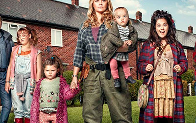 Caitlin and Caz Moran's Wolf Pack Set to Return to Channel 4