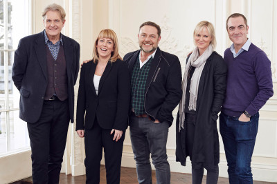 Cold Feet Cast Reunite