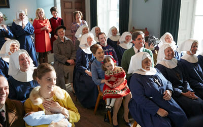 Call The Midwife Christmas Special & Series 8 Commence Filming